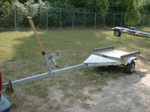 Harbor Freight Bolt Together Kit Trailers
